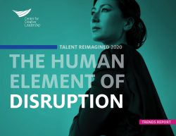 Link to: The Human Element of Disruption